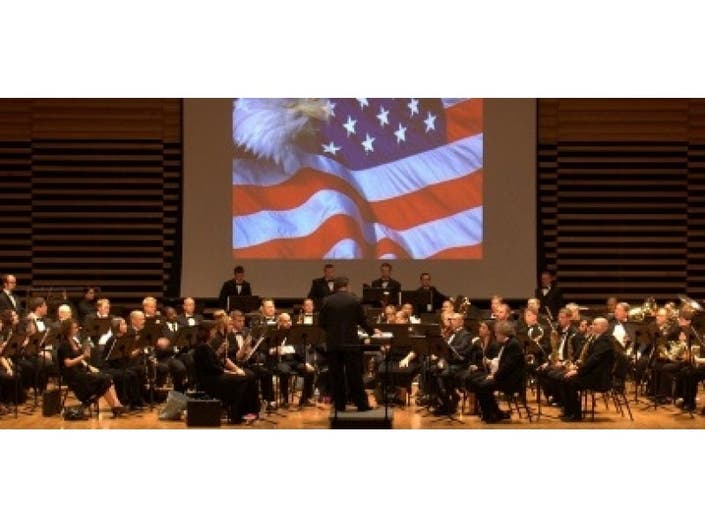 The Florida Wind Band Presents Land of the Free, Home of the Brave