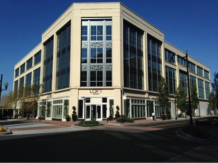 Assembly Row Office Building Awarded LEED Gold Certificate