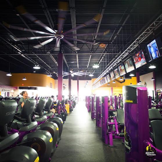 Planet Fitness Dedham Unveils Major Upgrades Dedham Ma Patch