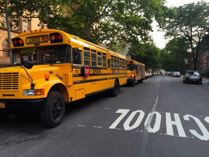 The New York City School District's 2015-16 Calendar | Park Slope