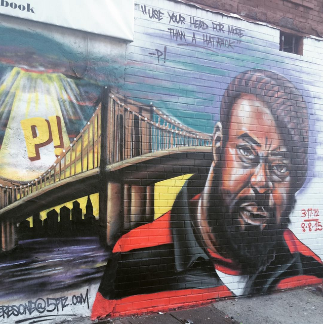 Image result for mural of sean price