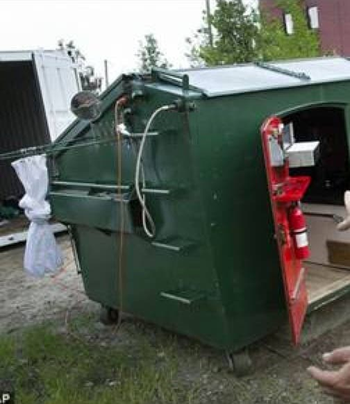 Craigslist Org Brooklyn: Brooklyn Dumpster 'Apartment' Posted To Craigslist For