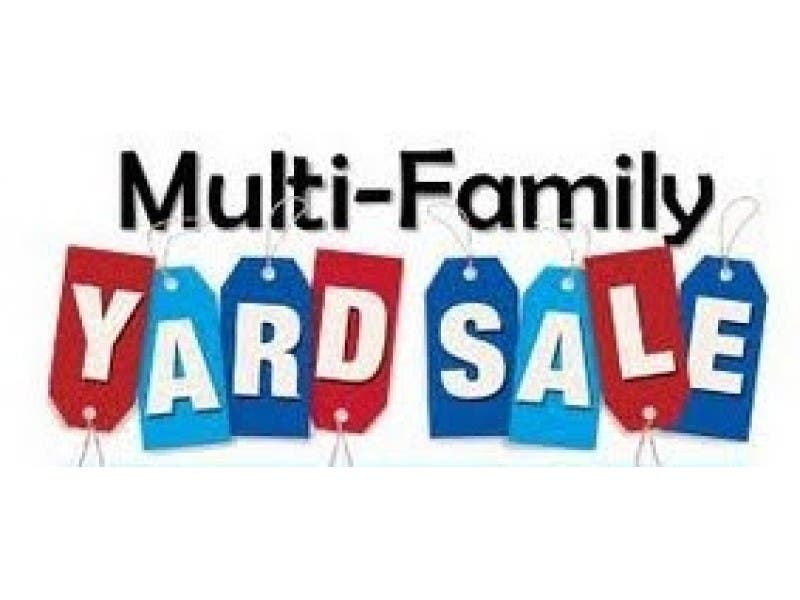 Multi Family Yard Sale Bridgeville Chartiers Valley