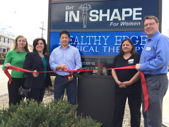 Grand Opening Of Healthy Edge Physical Therapy Reading