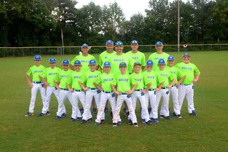 9u Hobgood Heat Wins Allstar Baseball World Series Championship Woodstock Ga Patch