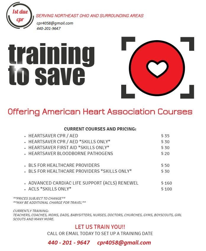 bls cpr healthcare acls providers training patch association heart american allrepliescount aha