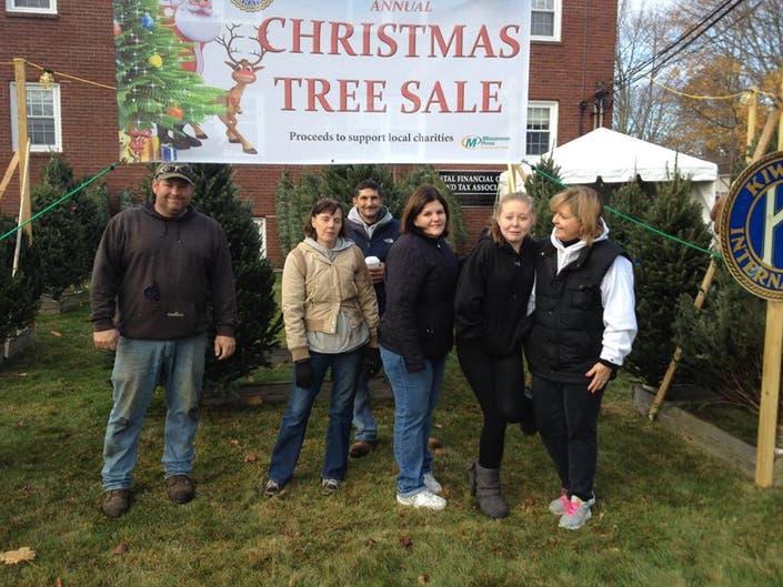 Kiwanis Christmas Tree | Middletown, RI Patch
