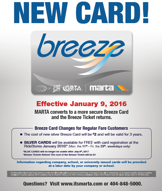 Attention Dunwoody Marta Riders New Breeze Cards Debut Saturday Dunwoody Ga Patch