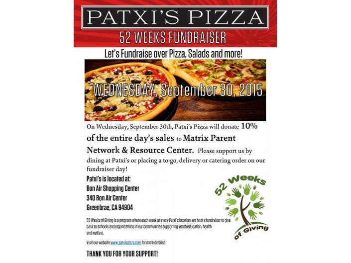 10 Special Needs Organizations You >> Patxi S Pizza Fundraiser For Special Needs Families Mill