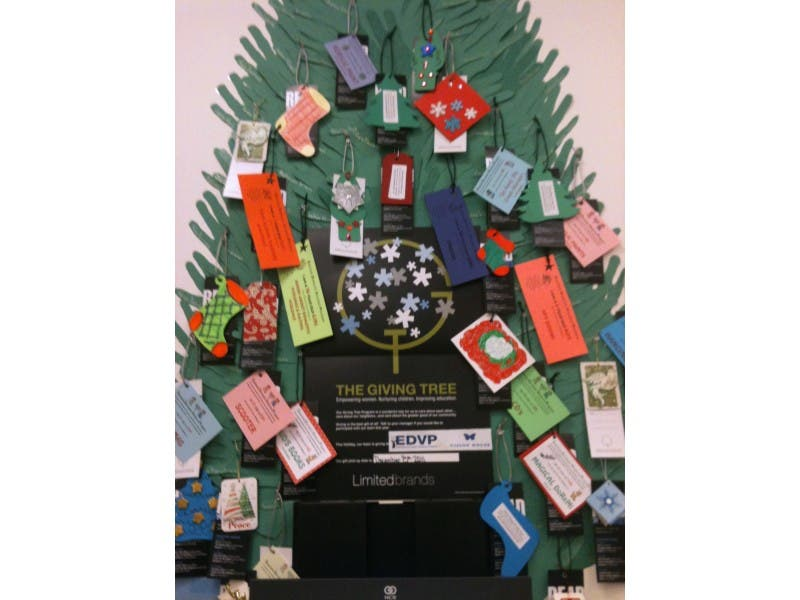Vision House Host A Giving Tree Gift Card Drive Renton Wa Patch