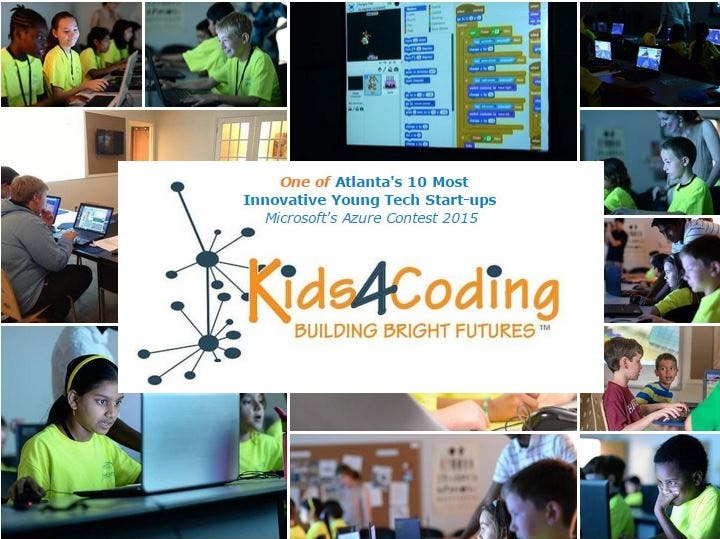 Kids 4 Coding Quot Summer Tech Camps 2016 Quot 1 Stem Tech