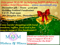 M.O.M., Inc. Hosts Holiday Festival Fundraiser for Children\'s ...
