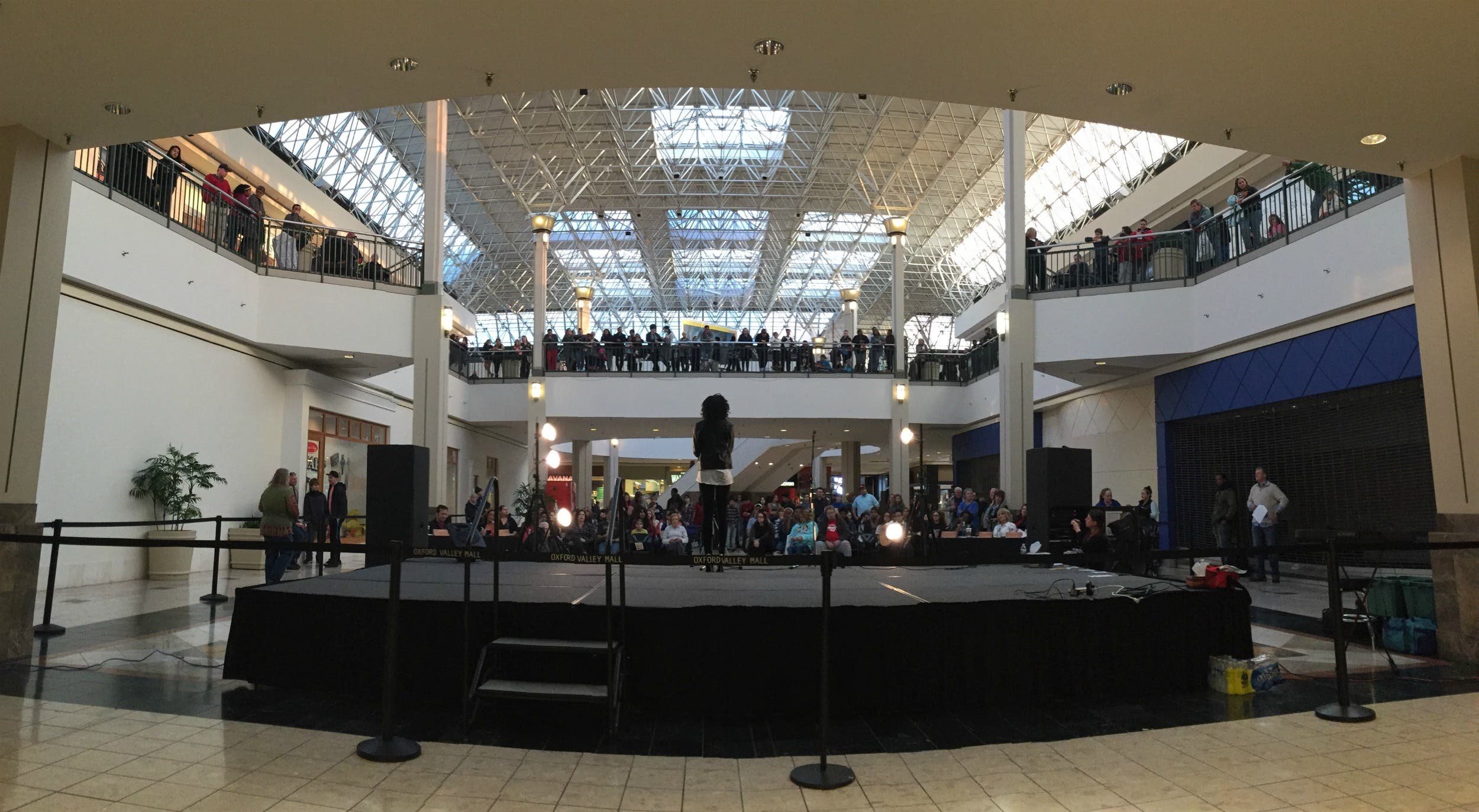 8cc4d53da Oxford Valley Mall Teen Talent Show Has Huge Turnout | Levittown, PA ...