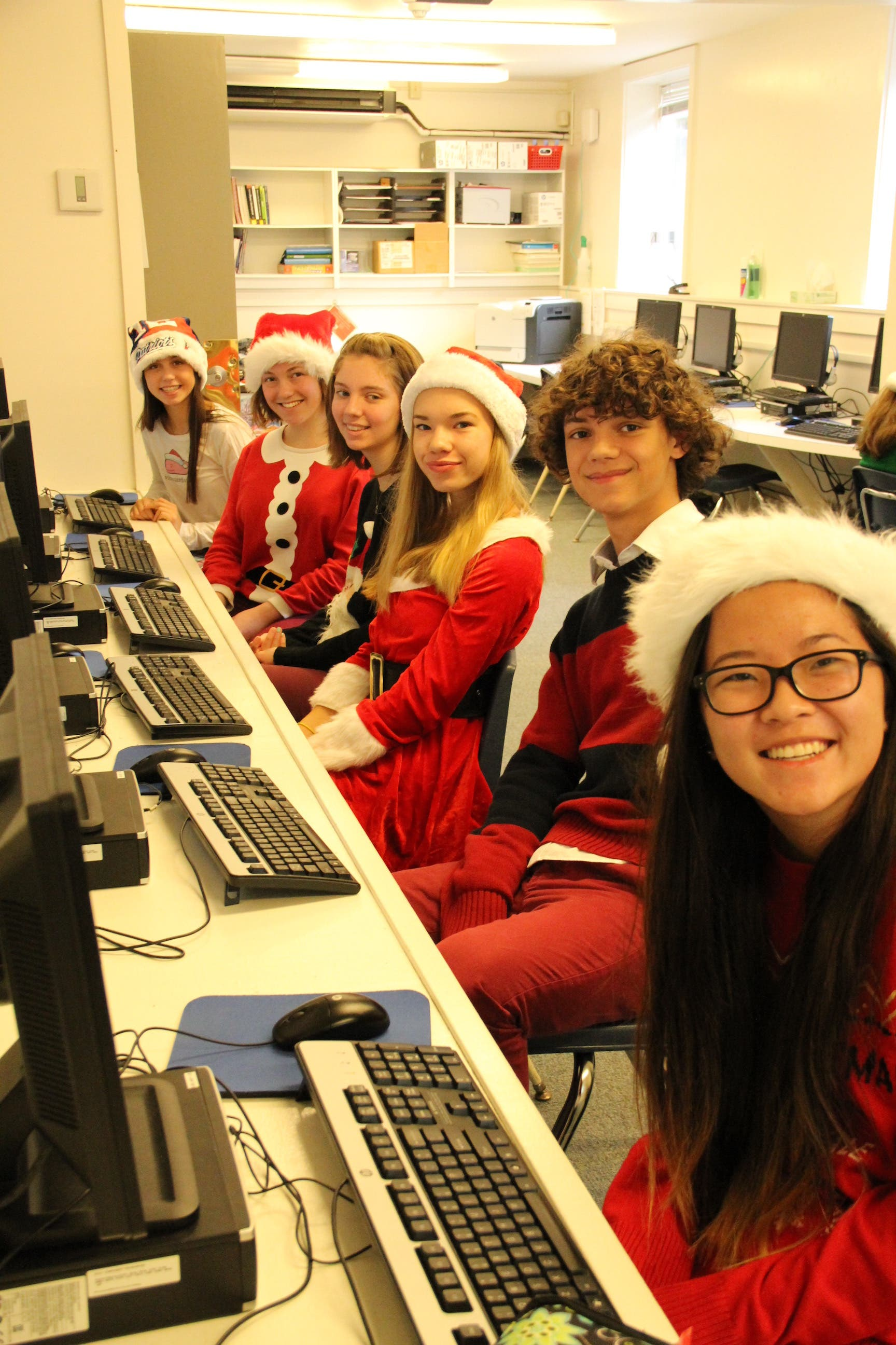 Cape Cod Academy Participates In The Hour Of Code