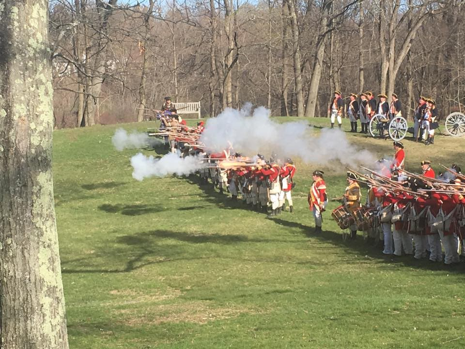 Photos Lexington Tower Park Battle Reenactment