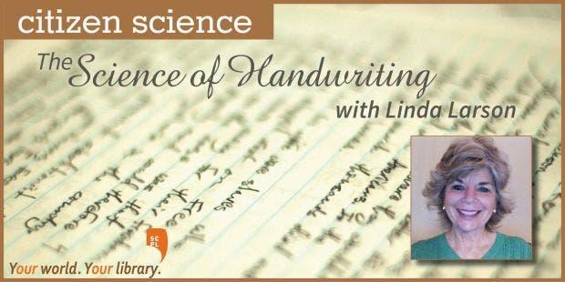 Linda Larson Graphology The Science Of Handwriting Santa Cruz Ca Patch