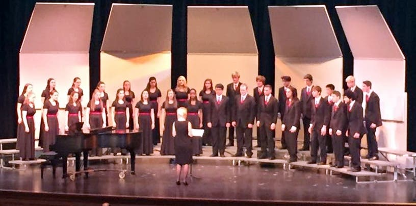 North Andover All-Town Choral Concert, Thursday, May 12th at 6:00 PM