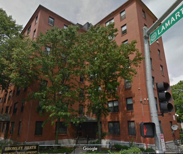 Jamaica Plain Apartments: Bromley-Heath Homes Get A New Name