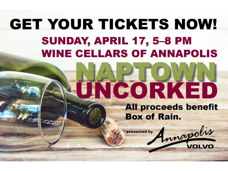 Naptown Uncorked At Wine Cellars Of Annapolis Benefits Box