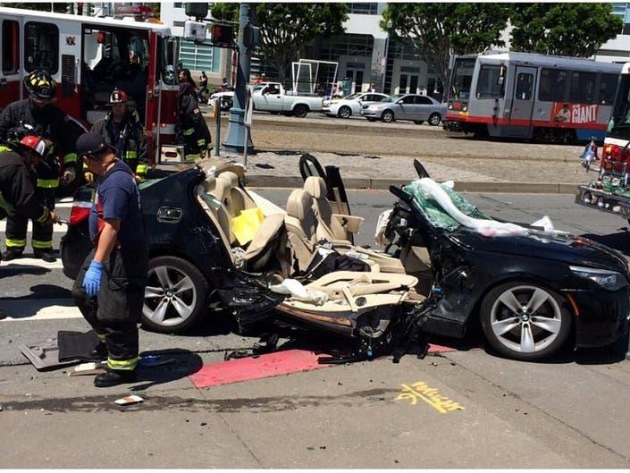 Napa Woman Killed In San Francisco Embarcadero Crash 0