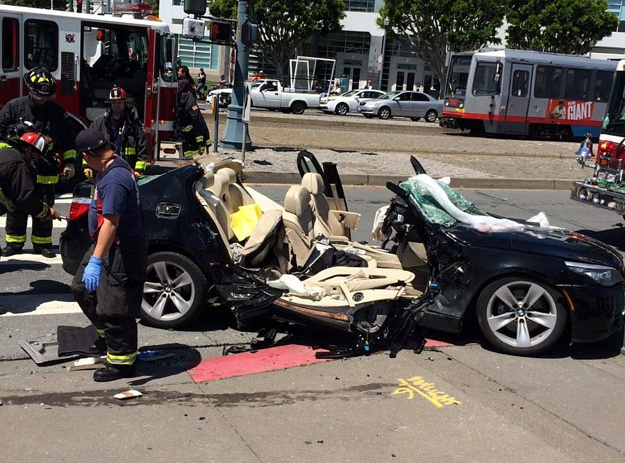 Napa Woman Killed In San Francisco Embarcadero Crash | Napa