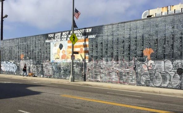 Reward For Veterans Memorial Vandal Reaches 30 000 Venice Ca Patch