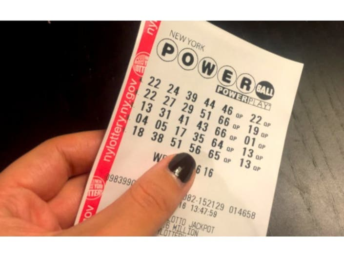 Powerball 4 Numbers