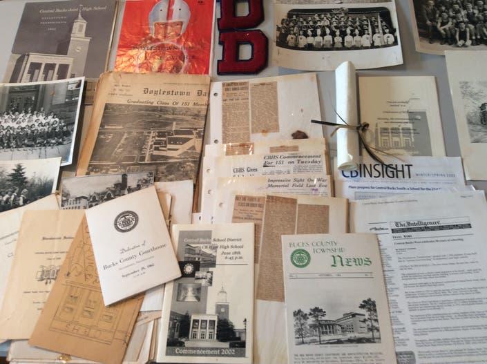 Doylestown Historical Society Memorabilia Day Doylestown