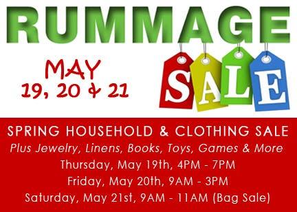 Manasquan Presbyterian Church Rummage Sale | Manasquan, NJ Patch