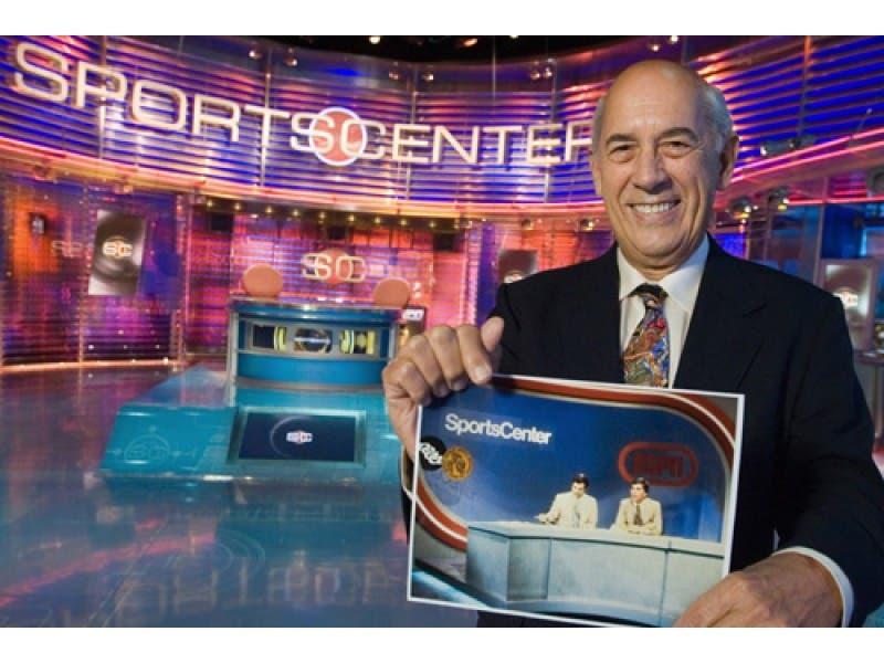 ... Bill Rasmussen  Rutgers Alumnus Founded ESPN 2ab4d6c69
