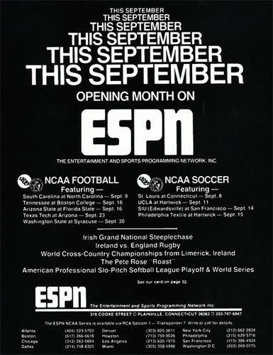 Bill Rasmussen: Rutgers Alumnus Founded ESPN, Created First 24-Hour