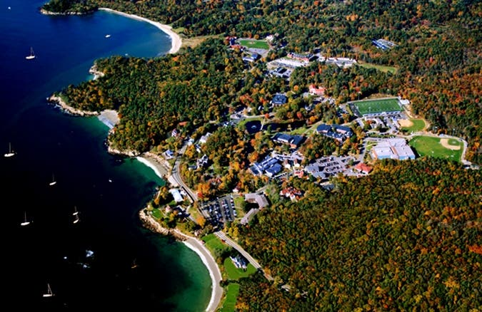 Colleges On The Beach >> Endicott College Ranked 8 In 30 Amazing Colleges At The Beach
