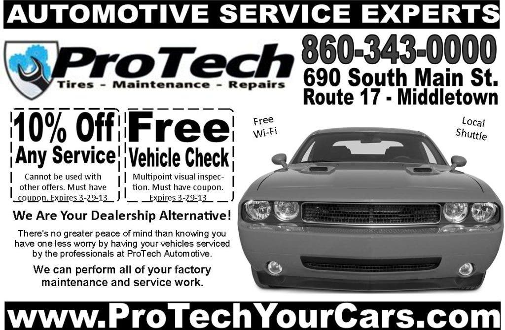 Free Vehicle Inspection Middletown Ct Patch
