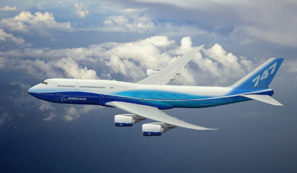 Boeing Cutting 747 Production Rate at Everett Plant