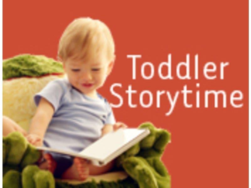 Toddler Story Time At Trenton Veterans Memorial Library
