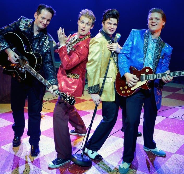 Million Dollar Quartet Is A Smash Hit At Westchester