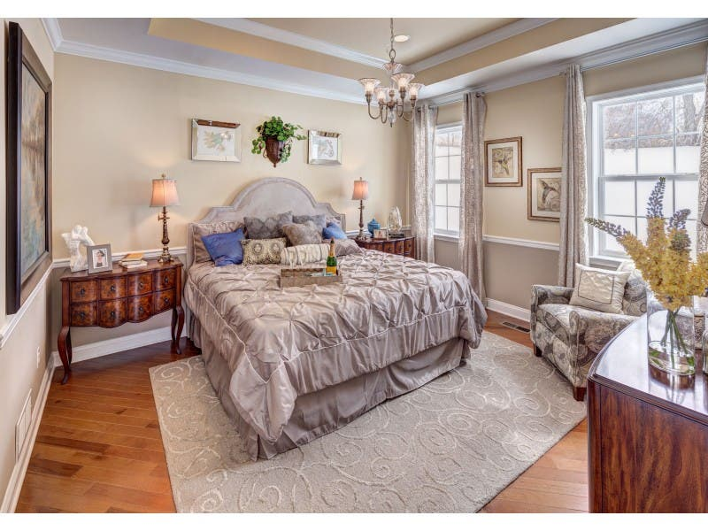The Grande At Muirwood Hill Features First Floor Master Suites