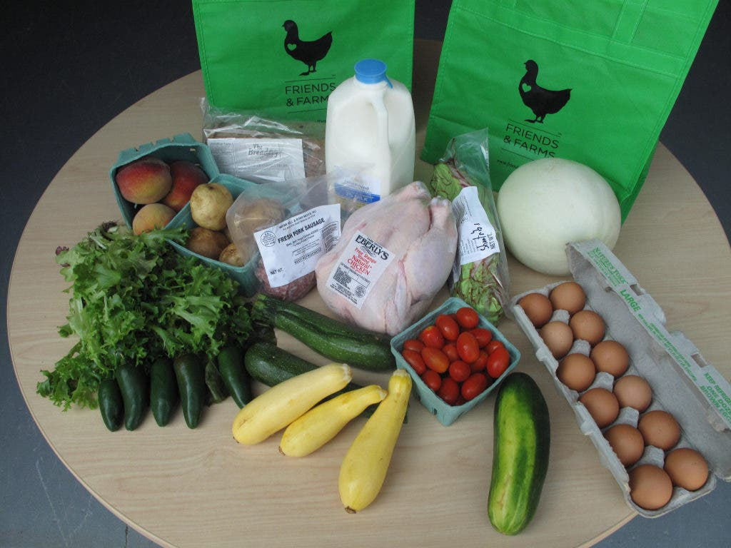 CSA, Farmers Market or Weekly Food Delivery Service: What's