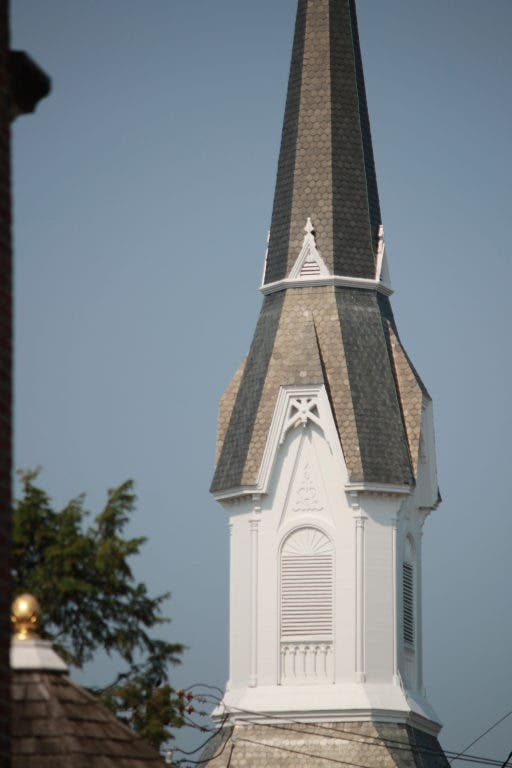 Uniquely Medfield: Medfield's Historic First Baptist Church