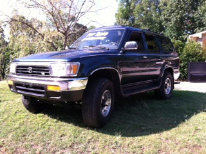 Toyota 4runner For Sale 1995 2 200 Lawrenceville Ga Patch