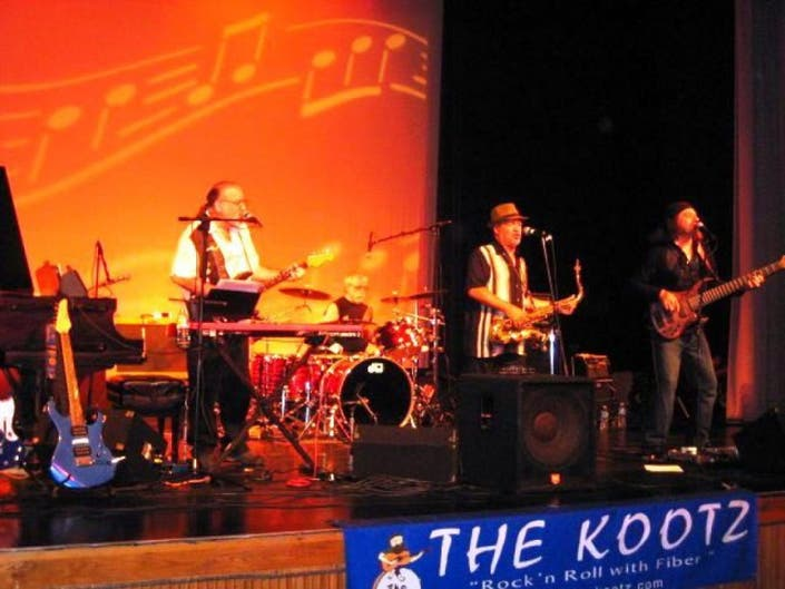 THE Y SUMMER CONCERT SERIES concludes with THE KOOTZ BAND in