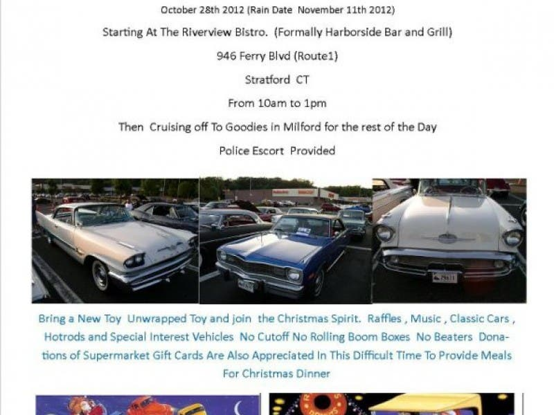 Toys For Tots Christmas Cruise Milford Ct Patch