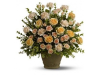 What To Say On A Funeral Flower Arrangement Fairfield Ct Patch