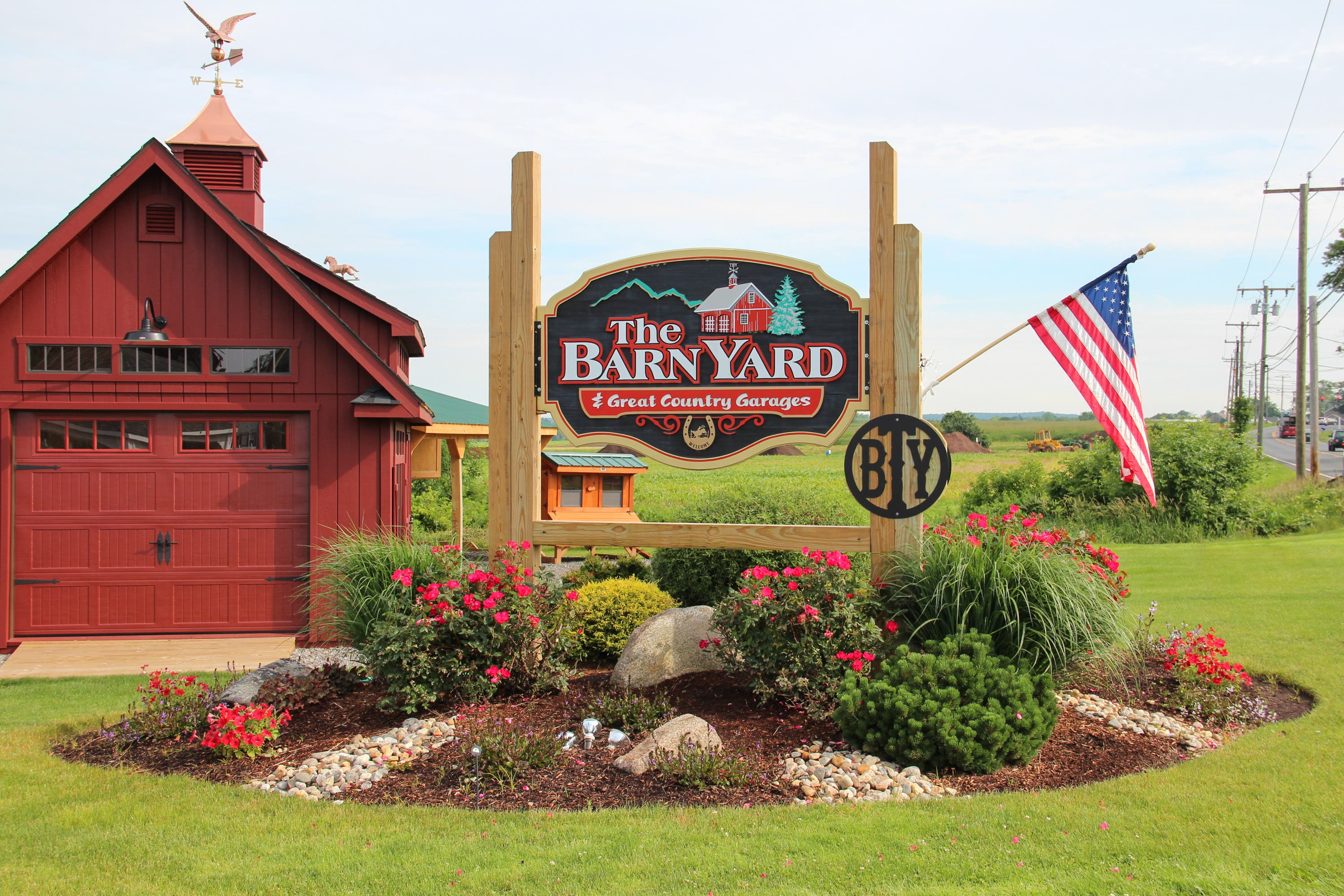 Anniversary Celebration at The Barn Yard & Great Country Garages