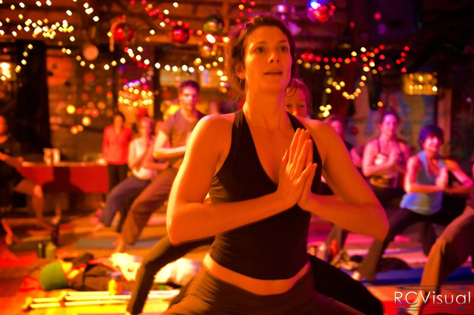 One Of The Fastest Growing Yoga Parties In The U S Comes To San Diego Encinitas Ca Patch