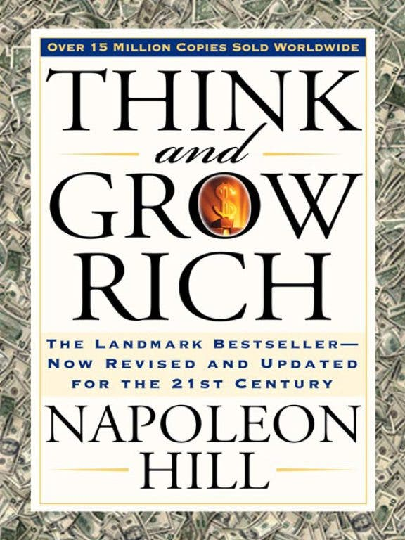 Think Grow Rich Mastermind Group Coventry Ri Patch