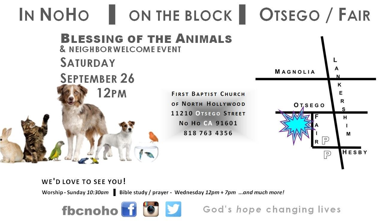 Neighbors, pets and everyone invited! | North Hollywood, CA