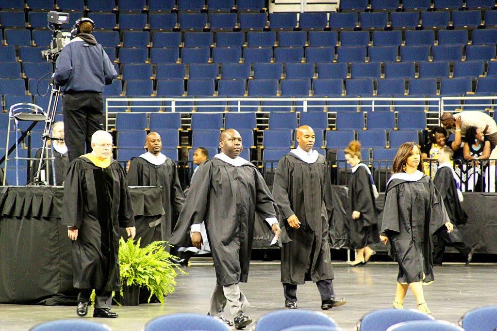 In Pictures: South Gwinnett High Seniors Bid Adieu   Snellville, GA