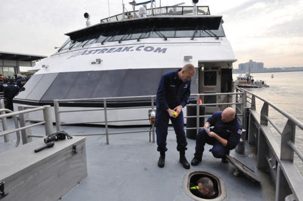 Investigation Begins Into Seastreak Ferry Accident in NYC