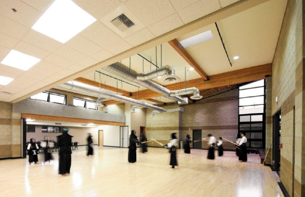 Community Center Boasts New Martial Arts Studio Marina Del